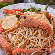 spaghetti-scampi